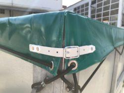 LKW Plane Hollandgrün